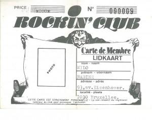 rocking club